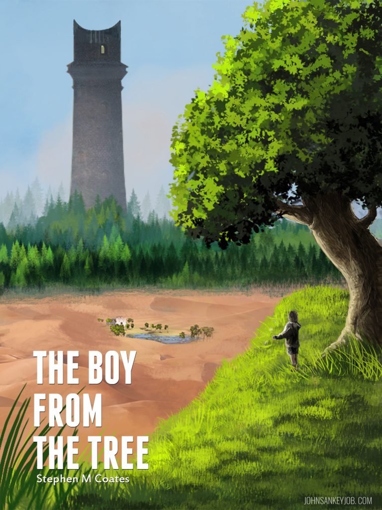 The Boy From The tree - Cover